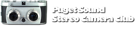 Puget Sound Stereo Camera Club