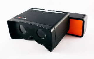 Poppy camera adapter