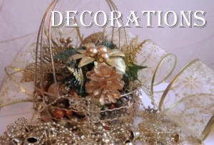Photo Theme for January: Decorations